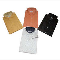 Men's Formal Shirt Set