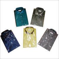 Men's Plain Formal Shirt Set