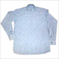 Men Plain Party Wear Shirt