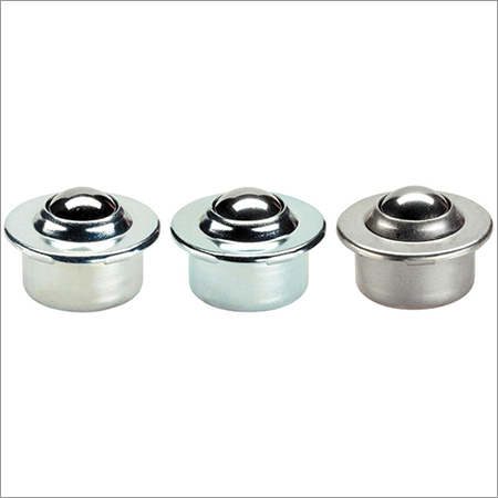 Ball Casters With Sheet Steel Housing