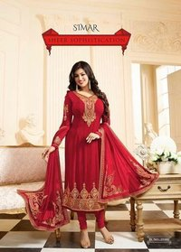DESIGNER TRADITIONAL WEAR SALWAR SUITS