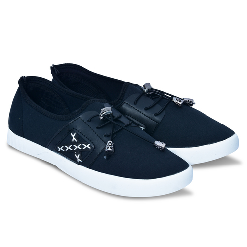5112 Casual Shoes Black