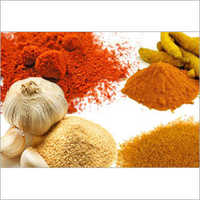 Spice Powder & Paste