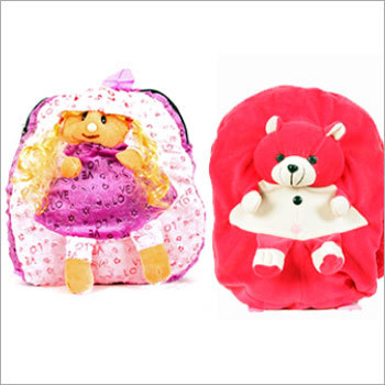 Doll Shaped Kids Bags