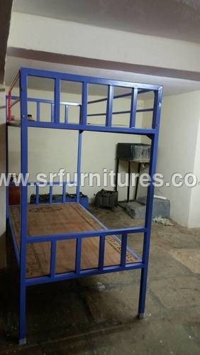 Iron Bunker Cot Bed