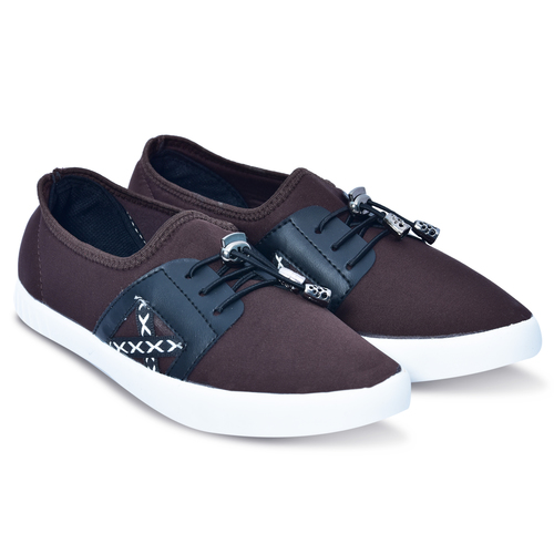 Black Casual Shoes Lace Up