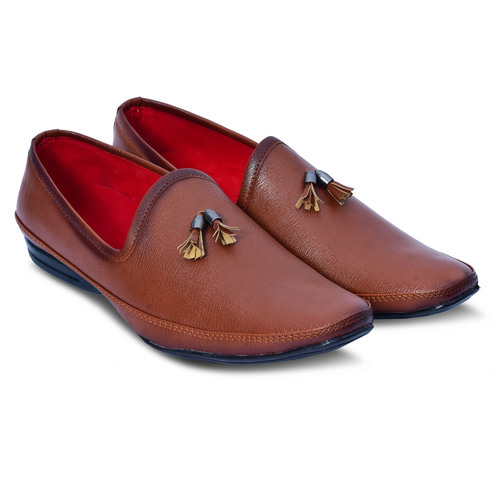 Dark Brown Loafer Shoes