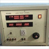 LED Test Panel