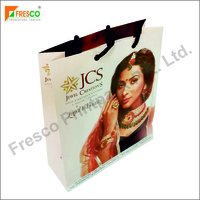 Stylish Jewellery Paper Bag