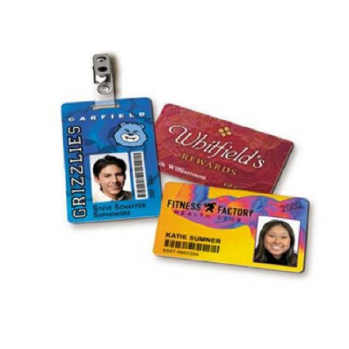 PVC Corporate Identity Cards