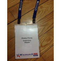 PVC Conference Badges