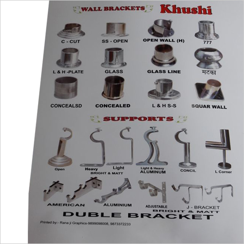 Curtain Wall Brackets