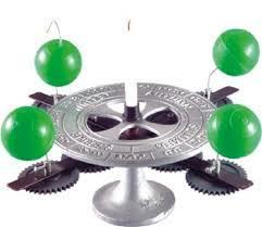 Seasons Apparatus 4 Globes