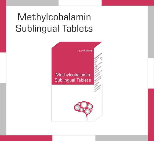 Methylcobalamin Sublingual Tablets