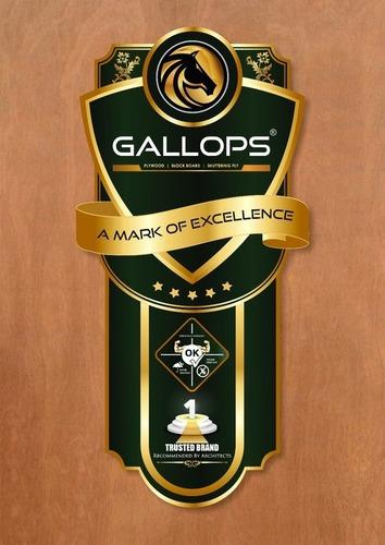 Gallops Plywood
