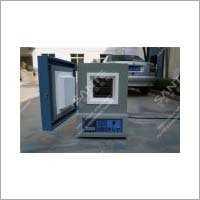1200c Bench Top Chamber Muffle Furnace