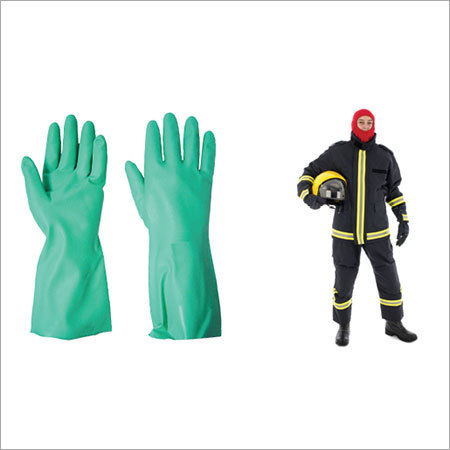 Hand & Body Protection