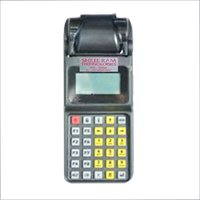 Handheld Billing Machine