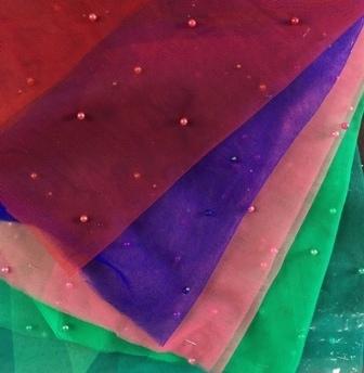 Moti Works Net Fabric