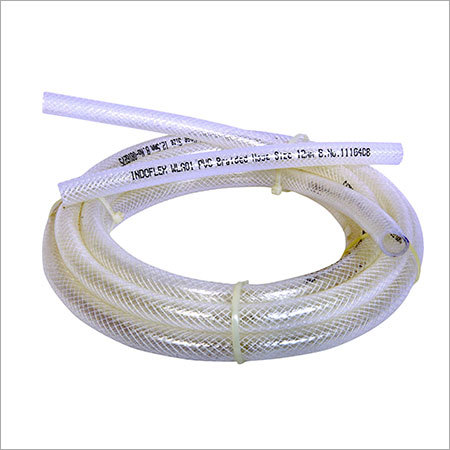 12 mm LBR PVC Braided Hose