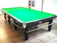 Indoor Snooker Table