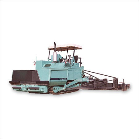Crawler Mounted Sensor Paver Finisher