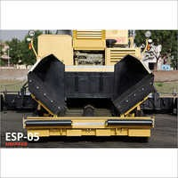Wheel Mounted Sensor Paver Finisher