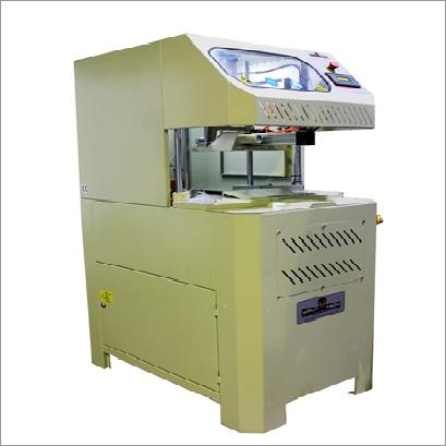 PLC CONTROL CORNER CLEAING MACHINE