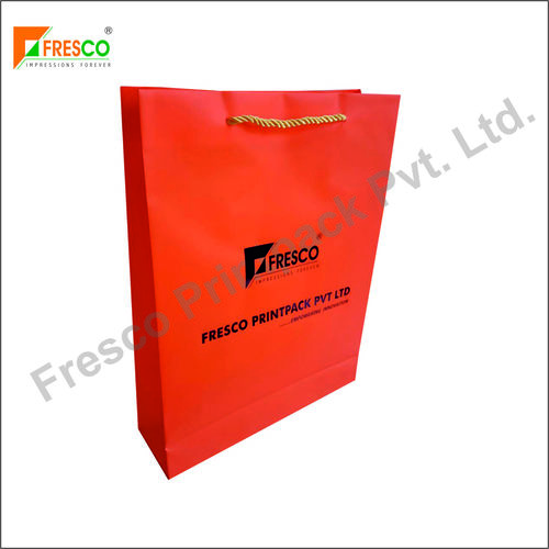 Synthetic Paper bags
