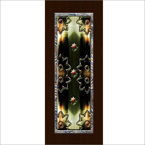 Decorative Chemical Door Print