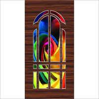 Decorative Door Film