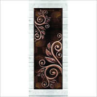 Decorative Door Lamination Print