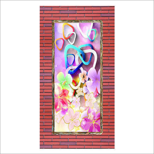 Digital Door Cover
