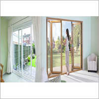 Bifold Sliding Door