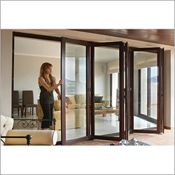 Folding And Sliding Door