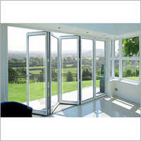 UPVC Folding Sliding Door