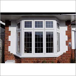 Industrial UPVC Casement Window