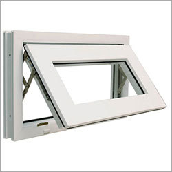 V Top Hung Window