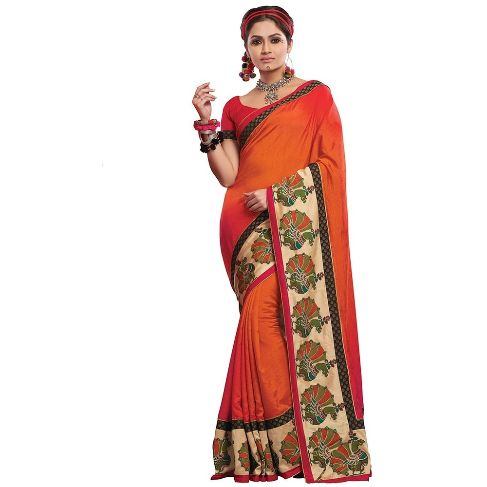 Traditional & Silk saree