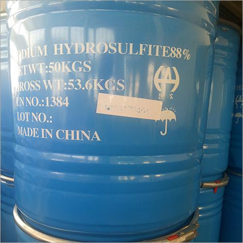 53-6 kgs Sodium Hydrosulfite 88%