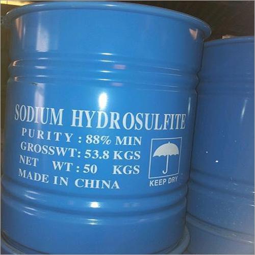 53.5 kgs Sodium Hydrosulfite 88%