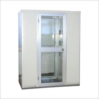 Cleanroom Air Shower