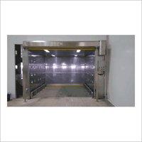 Tunnel Air Shower