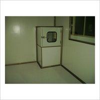 Cleanroom Pass Through Windows