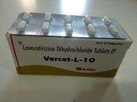 VERCET-L-10 Tablets