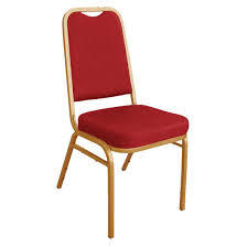 Squared Back Banquet Chair