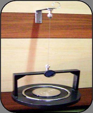 Torsion Pendulum ( Bridge Type,Big Size)