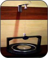 Torsion Pendulum ( Bridge Type,Big Size)
