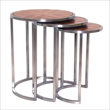 Nickel Plating Nesting Table