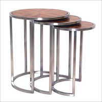 Nickel Plating Nesting Table